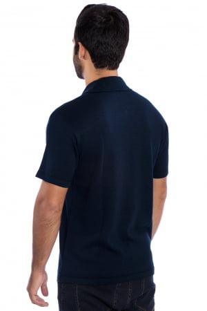 Camisa polo Agassi Marinho